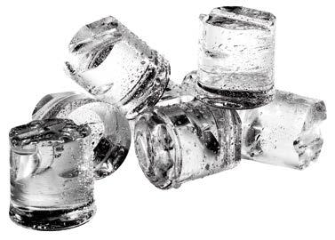 Máquinas de Gelo em Cubo
