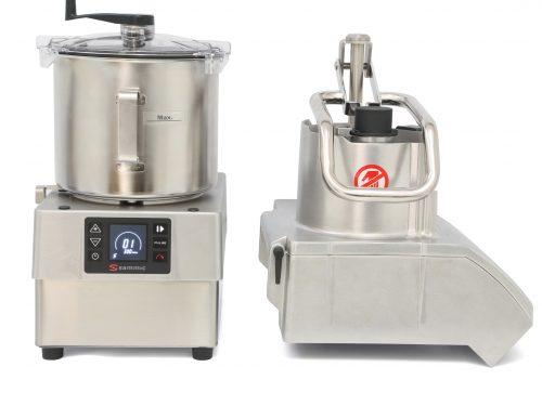 Cortadora-cutter Sammic Mod. CK-48V