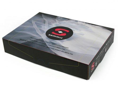 Sacos lisos 180X300 80ºC (pack 100 unid.) – SAMMIC S.L.