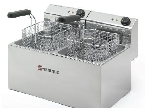 Fritadeira Sammic Mod. F-8+8