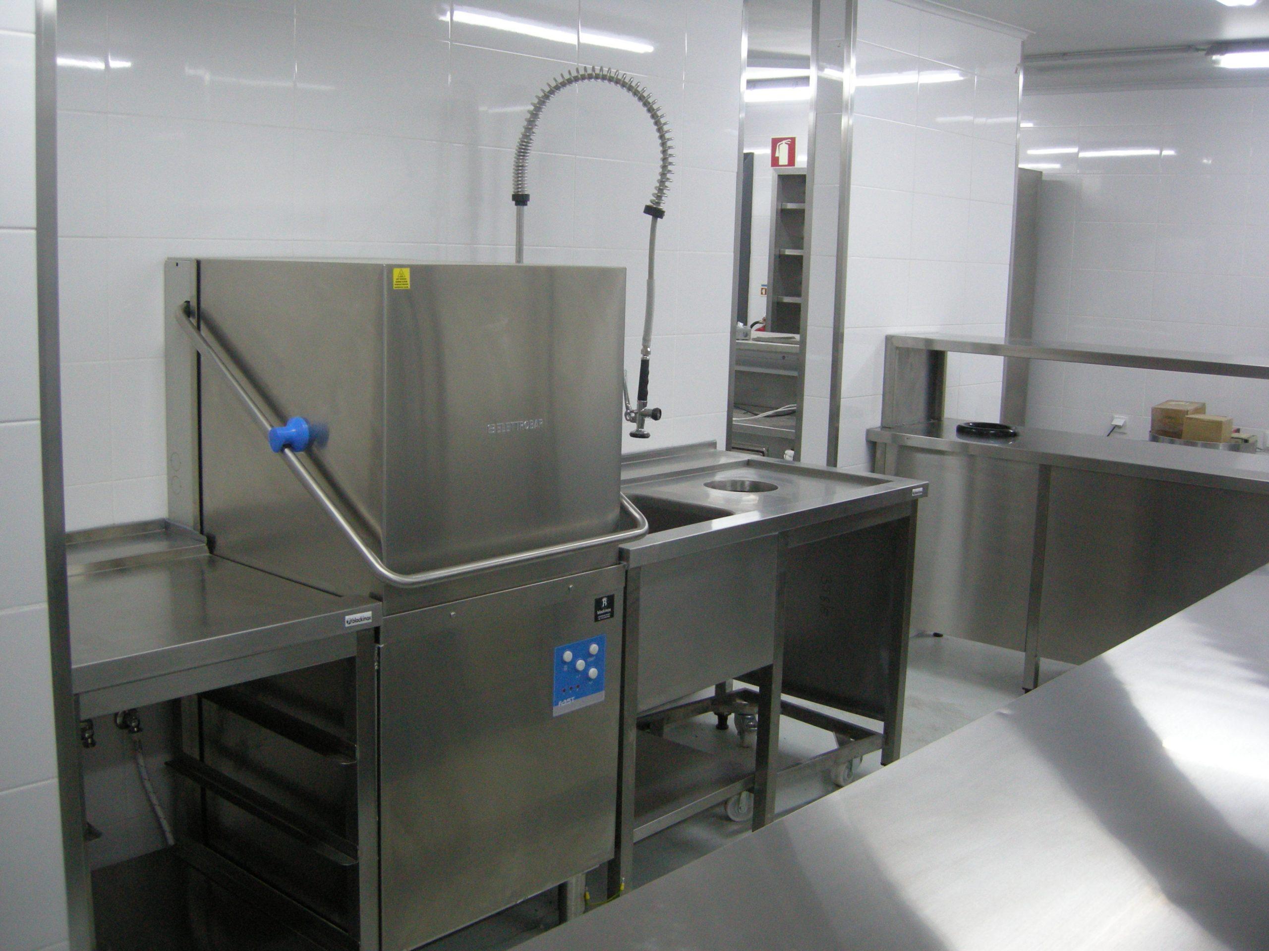 Máquina de Lavar Campânula