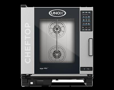 Forno Unox Elétrico Mod. Cheftop XEVC-0711-EPR