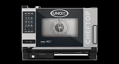 Forno Unox Elétrico Mod. Cheftop XEVC-0311-EPR