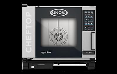 Forno Unox Elétrico Mod. Cheftop XEVC-0511-EPR