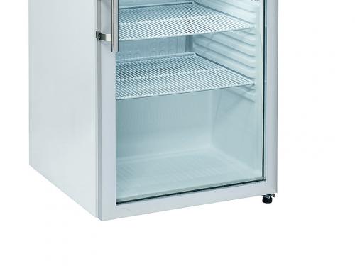 Blackinox Armário Refrigerado Congelação Porta de Vidro Mod. CoolHead RNG 200 (Branco)