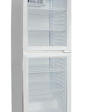 Blackinox Armário Refrigerado Conservação Porta de Vidro Mod. CoolHead BFS 38 2P