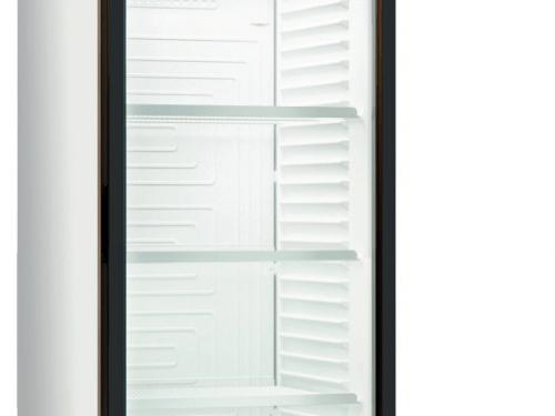 Blackinox Armário Refrigerado Conservação Porta de Vidro Mod. CoolHead D 372 M4 CP