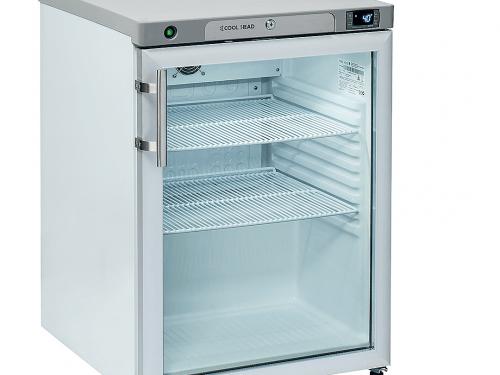 Blackinox Armário Refrigerado Conservação Porta de Vidro Mod. CoolHead RCG 200 (Branco)
