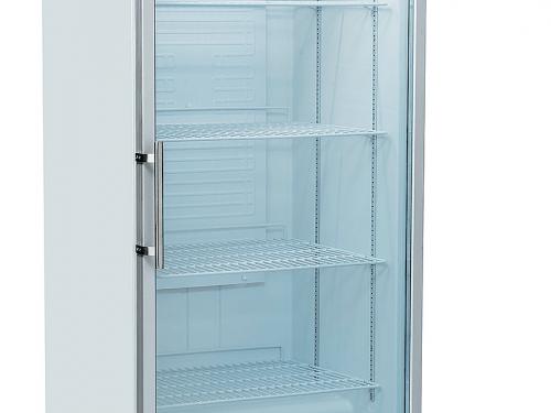 Blackinox Armário Refrigerado Conservação Porta de Vidro Mod. CoolHead RCG 600 (Branco)