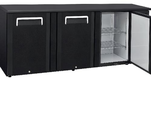 Blackinox Bancada Refrigerada Mod. CoolHead QB 300