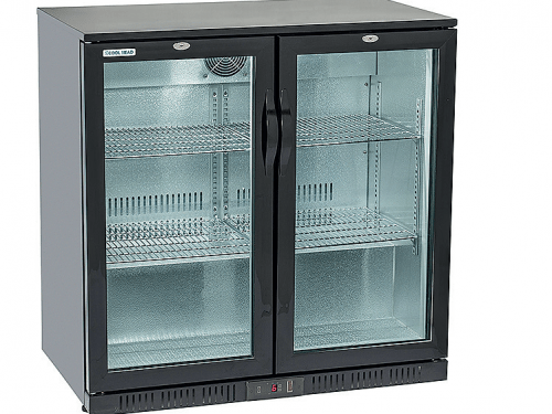 Blackinox Retro Bar Refrigerado Mod. CoolHead BBC 208 H