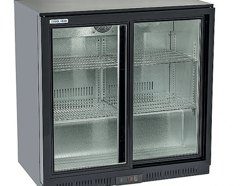 Blackinox Retro Bar Refrigerado Mod. CoolHead BBC 208 S