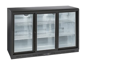 Blackinox Retro Bar Refrigerado Mod. CoolHead BBC 330 S