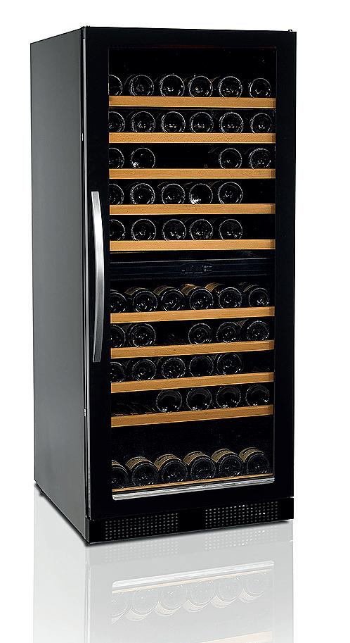 Blackinox Armário Conservação Vinhos Mod. CoolHead TFW 265-2