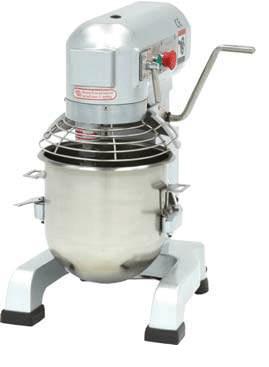 Blackinox Batedeira Profissional Mod. Actimac MPM 10L
