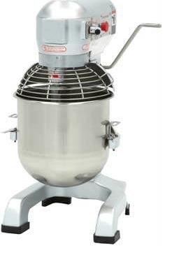 Blackinox Batedeira Profissional Mod. Actimac MPM 30L