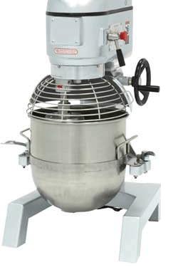 Blackinox Batedeira Profissional Mod. Actimac MPM 40L