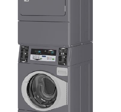 Blackinox Conjunto Máquina Lavar e Secar Roupa Linha SP Mod. Primus SPS10