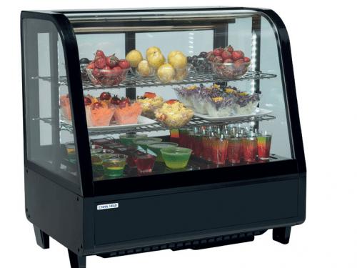 Blackinox Expositor Refrigerado Sobremesas Mod. CoolHead RC 100