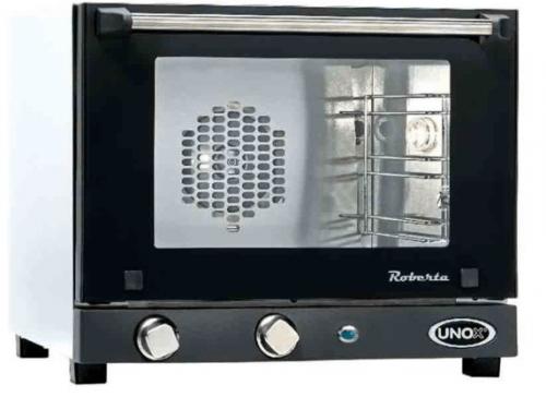 Blackinox Forno Convetor Pastelaria 3 Níveis Mod. Unox XF003