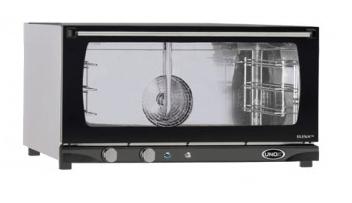 Blackinox Forno Convetor Pastelaria 3 Níveis Mod. Unox XFT183