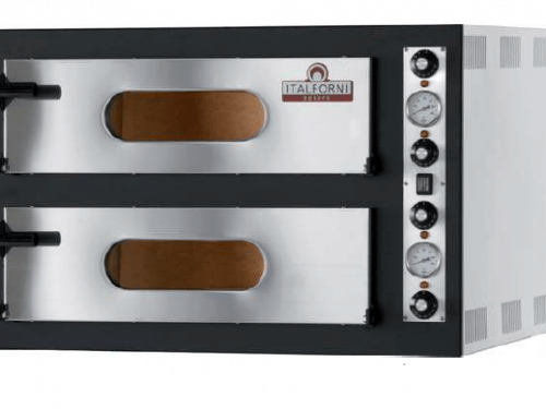 Blackinox Forno Elétrico Pizzas Mod. Italforni EK 66
