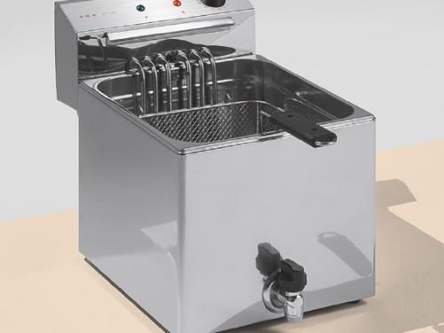 Blackinox Fritadeira Elétrica 10L Com Torneira Mod. PNH 31FR020104