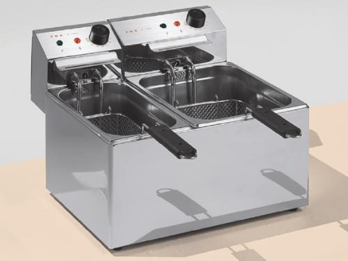Blackinox Fritadeira Elétrica 7+7L Sem Torneira Mod. PNH 31FR010204
