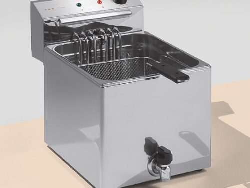 Blackinox Fritadeira Elétrica 7L Com Torneira Mod. PNH 31FR010102