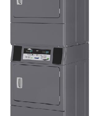 Blackinox Máquina Secar Roupa Linha SD Mod. Primus SDS10