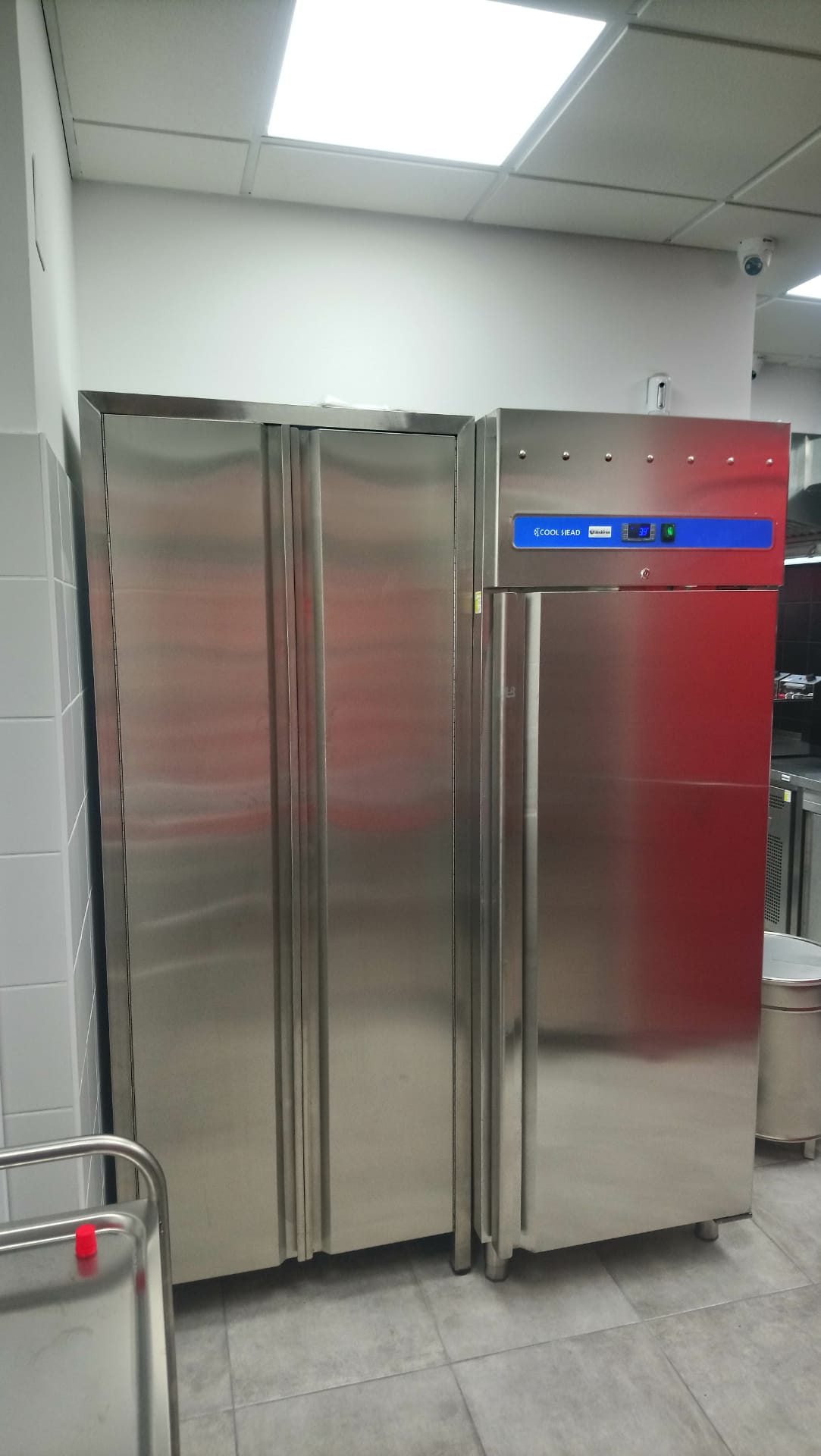 Armário Refrigerado Conservação