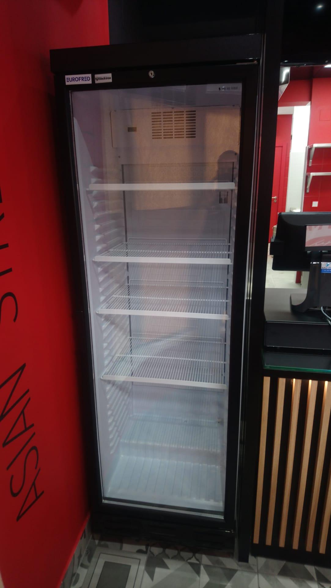 Armário Refrigerado Porta Vidro