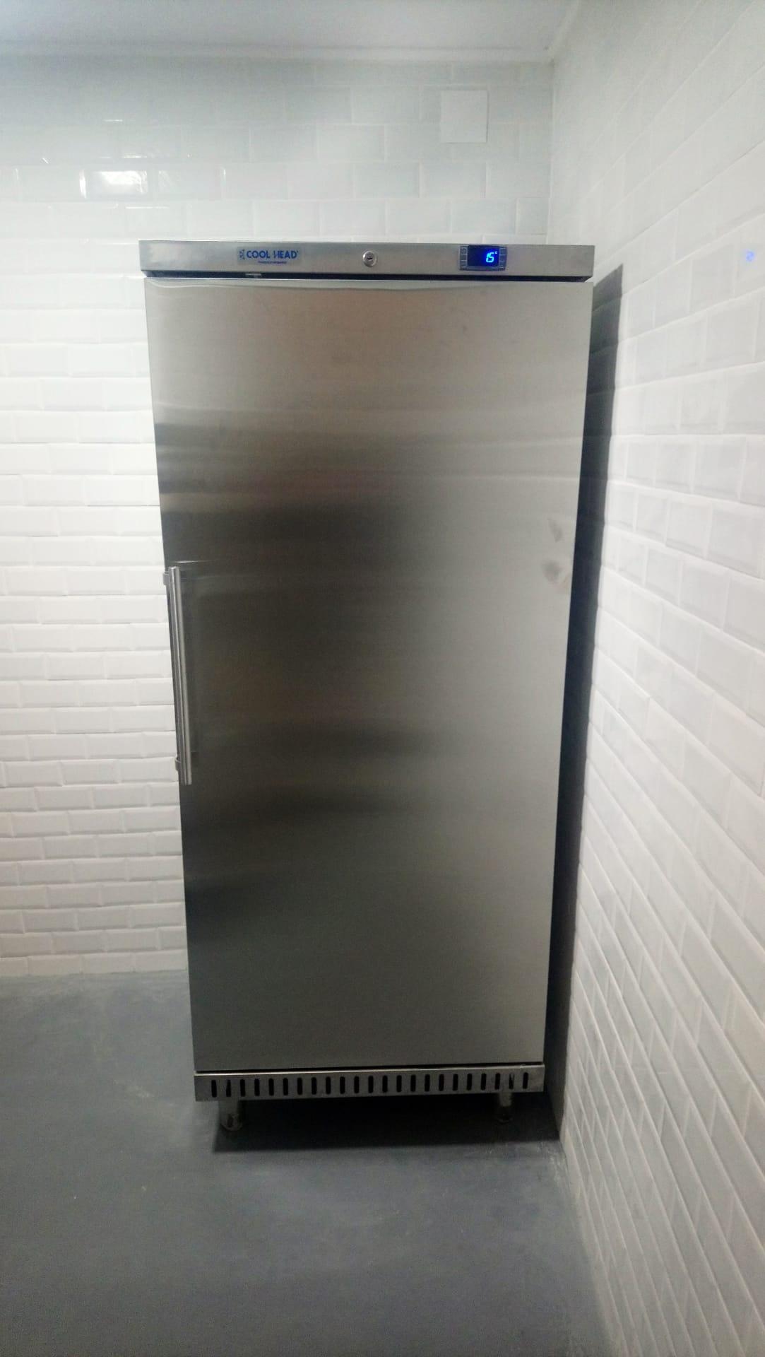 Armário Refrigerado Inox