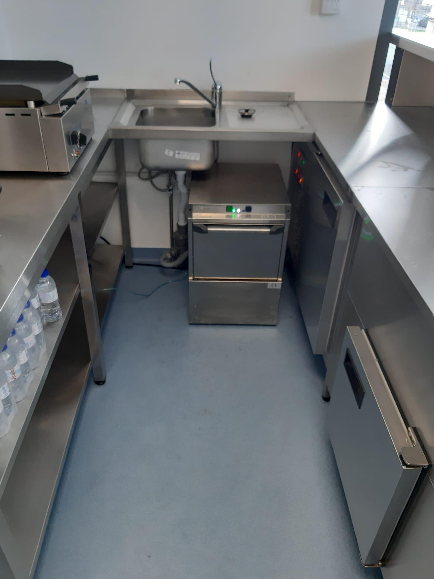 Máquina de Lavar Jemi GS 1