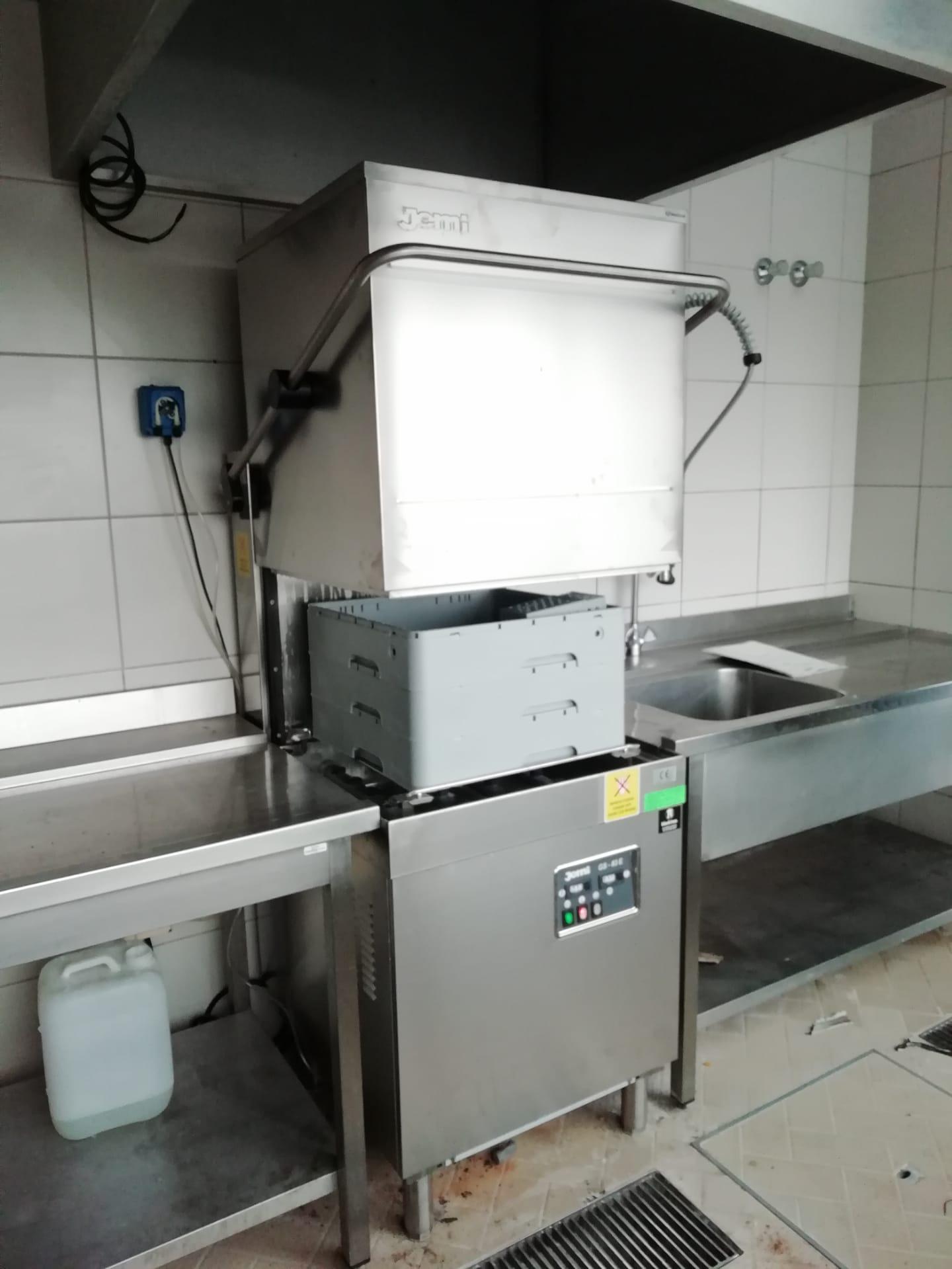 Máquina de Lavar Jemi GS83